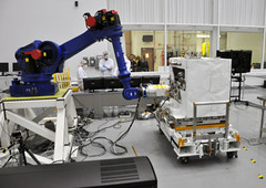 Goddard Space Servicing Demonstration Facility