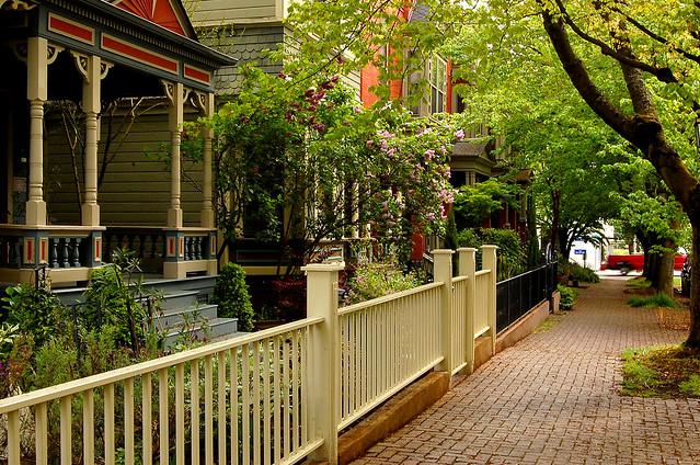 Irving Street Victorian Homes Flickr Photo Sharing