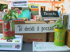 Il banchetto di BookCycle