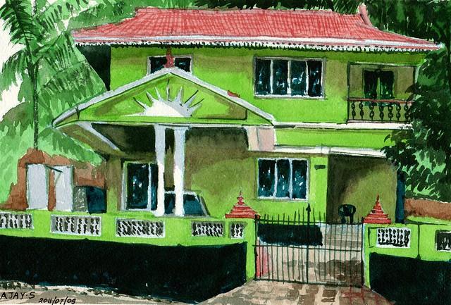 Kerala Houses | Flickr - Photo Sharing!