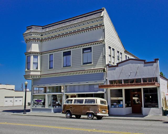 Downtown Ferndale California Dsc01095 Flickr Photo