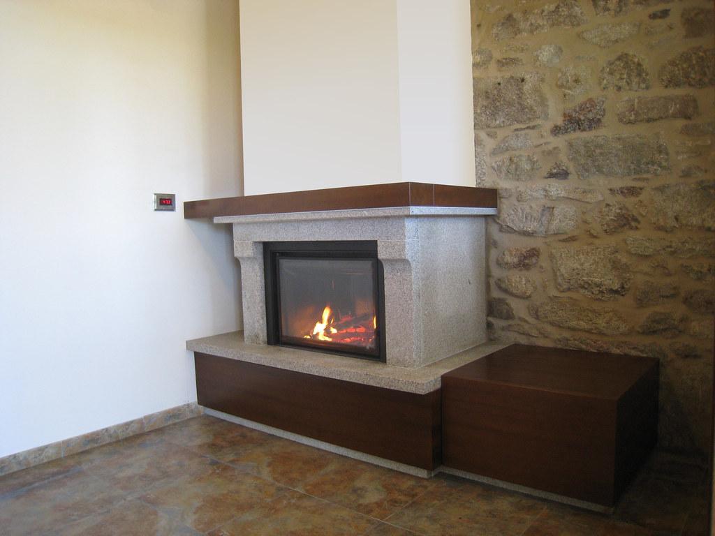 Precio chimeneas de lea excellent chimeneas lena precios for Chimeneas para calefaccion
