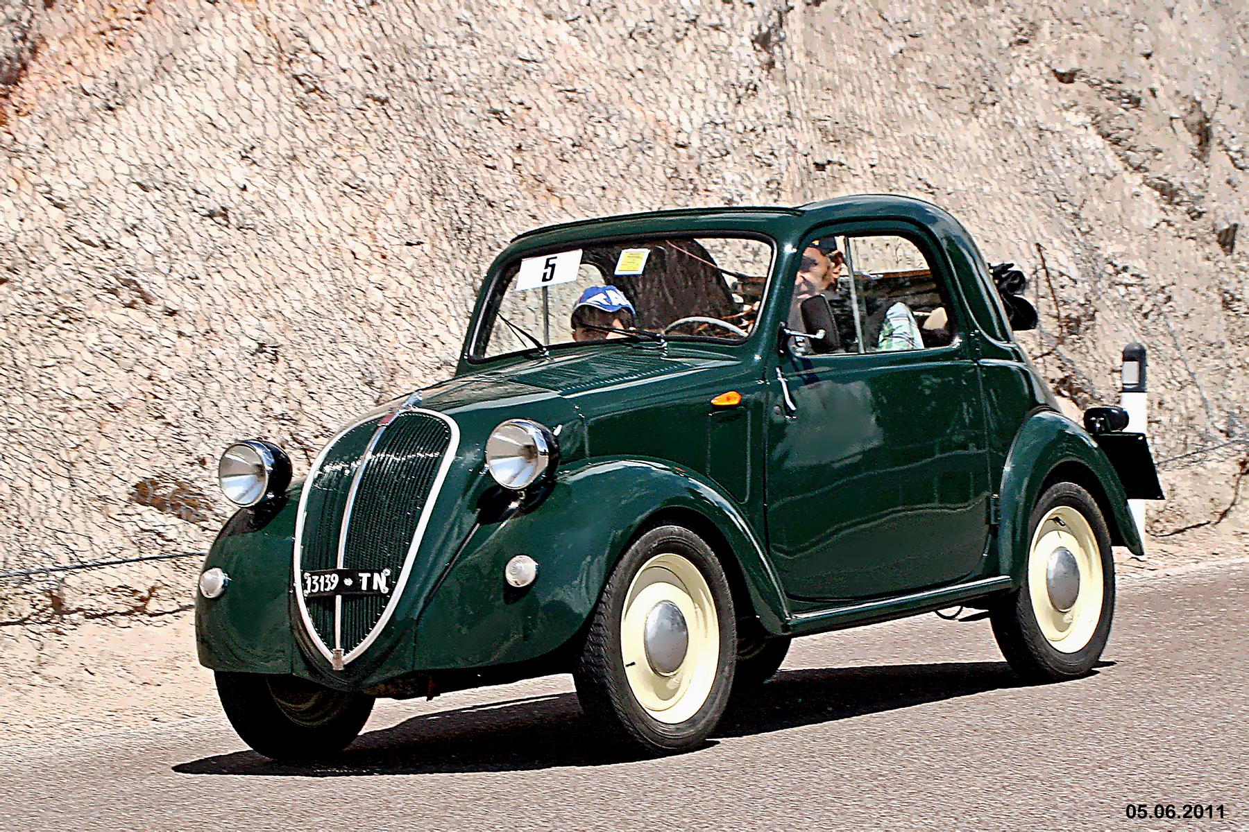 Old Fiat Cars Models