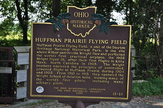 Huffman Prairie, our first Airport!