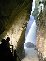 Trümmelback Waterfalls