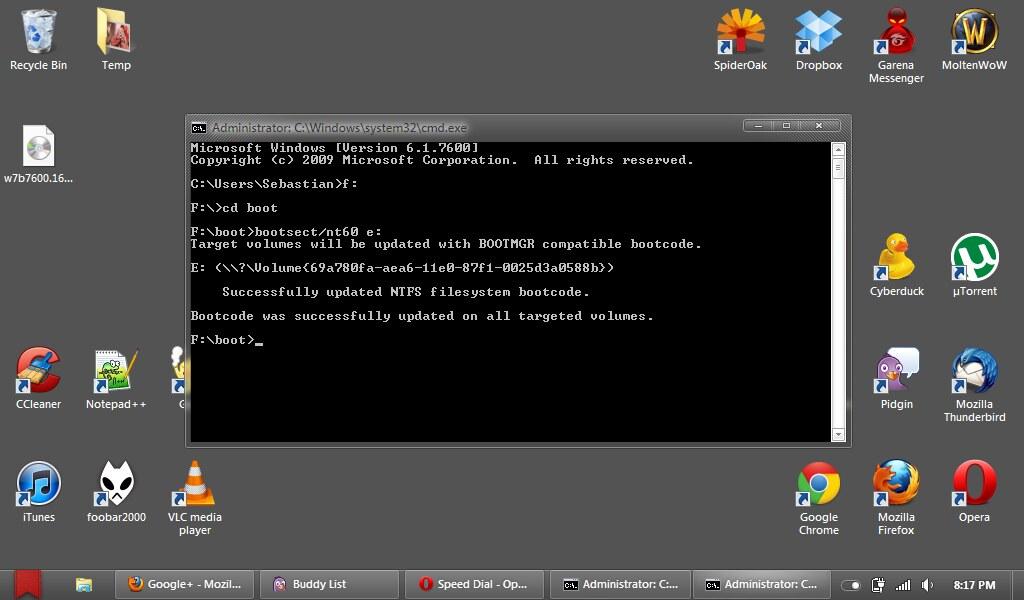 how to create windows xp bootable usb