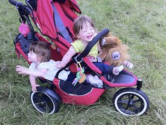 vehicle(1.0), baby carriage(1.0), tricycle(1.0), baby products(1.0),