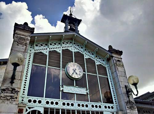 Marché de La Rochelle HDR
