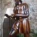 Cuernavaca - Hacienda Cortes - Wood Statue of Cortez por ramalama_22