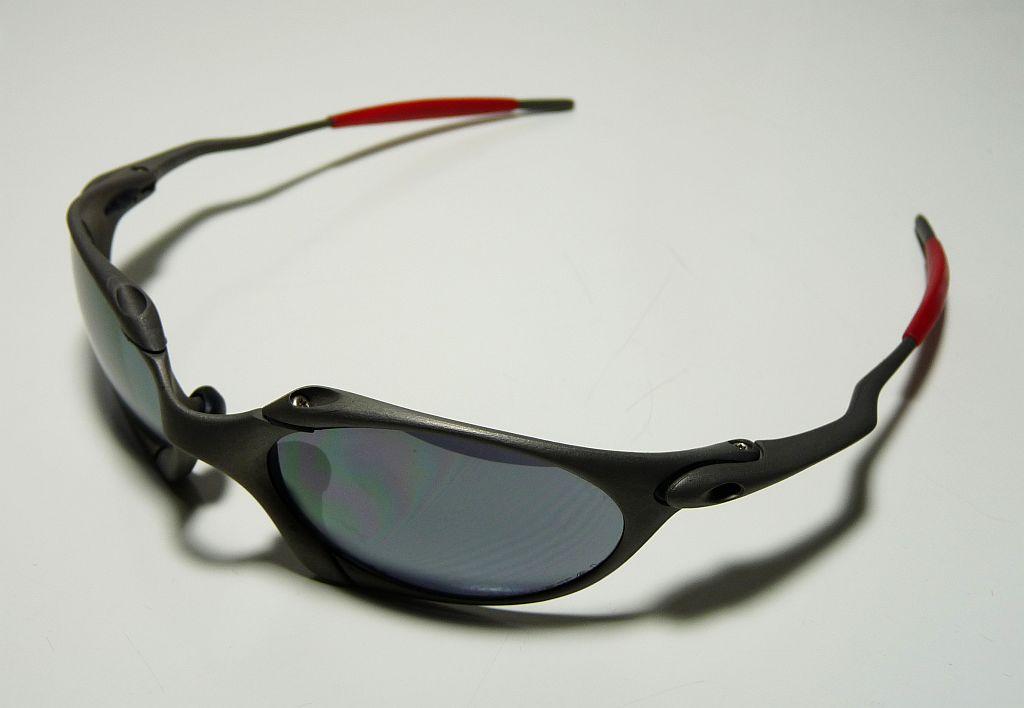 fdba2cb35b ... Oakley Romeo Michael Jordan Edition X-Metal   Black Iridium   Red  Rubbers