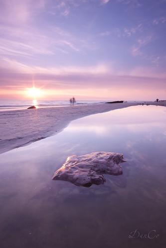 sunset sea stones baltic lithuania lietuva sigma1020mmf456exdchsm karkle canoneos50d colorphotoaward natureselegantshots blinkagain bestofblinkwinners hitechreversendgradfilter cokinflwfilter