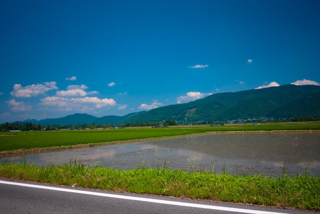 Azumino, Nagano, Japan