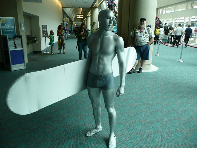 Silver Surfer Cosplay - Images Colection