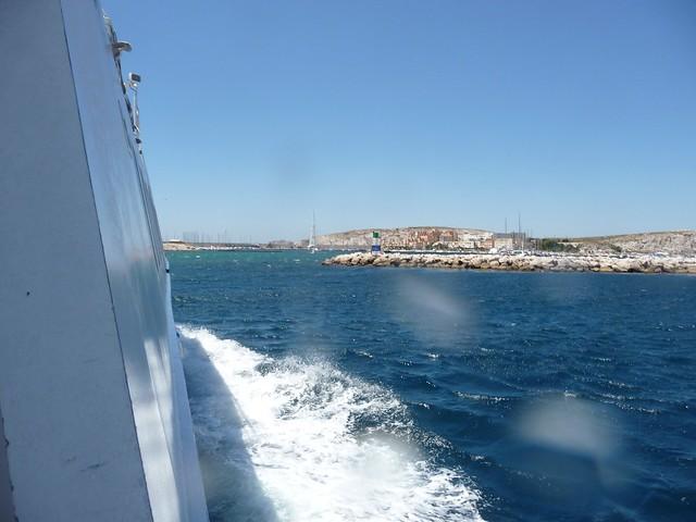 Navette pour les iles frioul marseille les iles frioul - Navette aeroport marseille vieux port ...