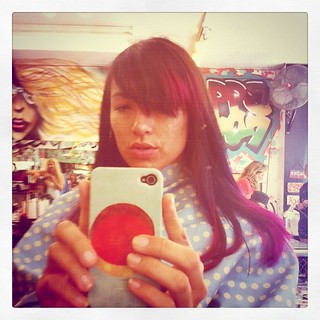 ombre pink hair final