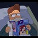 JQ Magazine - Futurama - THe Prisoner of Benda
