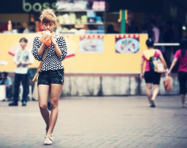Dziewczyna z Singapuru