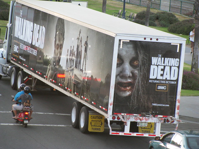 Walking Dead Truck Flickr Photo Sharing
