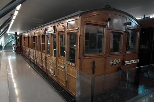 1900 Metropolitan Railway coach