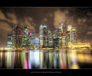 Shine For Singapore! :: HDR