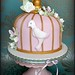 Birdcage Cake by SmallThingsIced