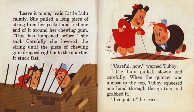 Marge's Little Lulu Uses Her Head00005