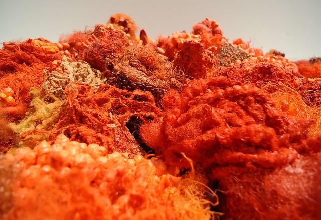 Orange Polyp #1