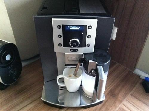 Welchen Kaffeeautomaten soll ich kaufen