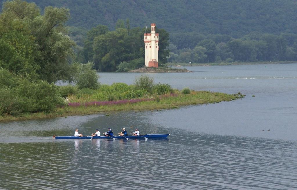 Torre río Rin