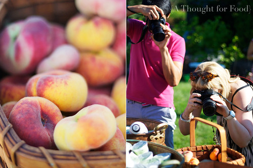 Big Summer Potluck - Pictures of Peaches