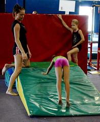 gymnasts at HPTCamp.com