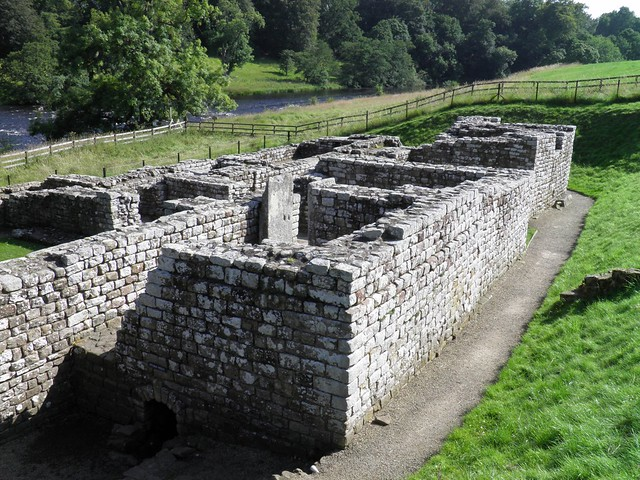 The Bath-House, Chesters Roman Fort