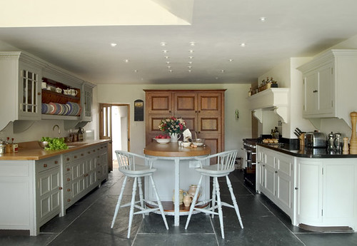 Contemporary country kitchen