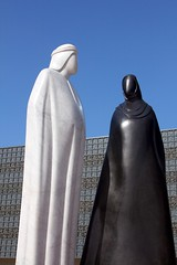 Man and Woman in Dubai