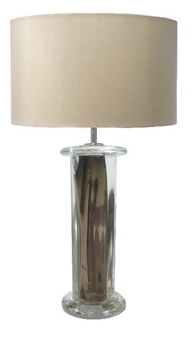 'Coffee Column' Table Lamp