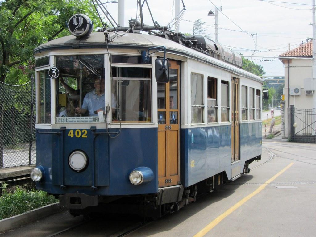 Strassenbahn-Opicina