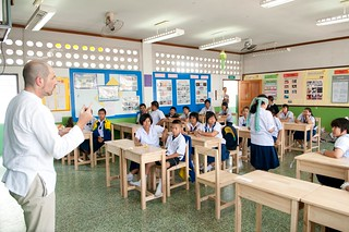Volunteer Thailand English Education - 13