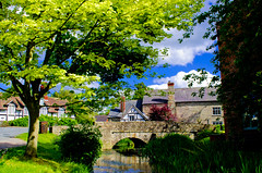 Eardisland, North Herefordshire. By Thomas Tolkien