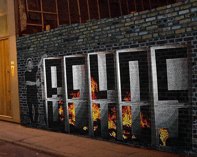 BEKOS burner, Bermondsey