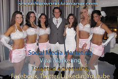 Social Media Marketing by Bruce Porter, Jr. Social Networks Manager? Targeted Advertising with Facebook Twitter Linkedin Youtube
