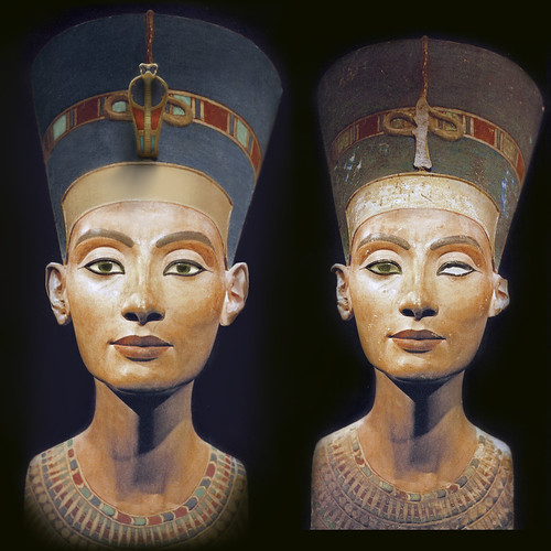 Ancient Egyptian Clothing: Nefertiti: From Queen to Pharoah