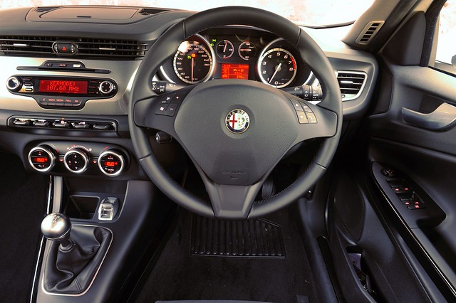 2011 Alfa Romeo Guiletta - First Drive - NRMA Drivers Seat from Flickr via Wylio