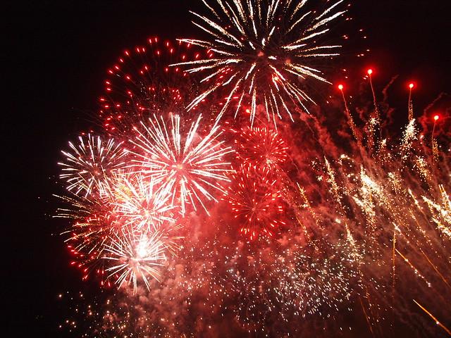 Fireworks At Calgary Stampede Calgary Stampede Info At
