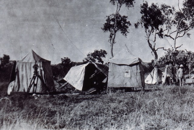 1921 Survey camp near Argyle Stn - KHS-2011-15-02-P2-D