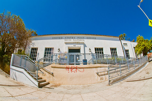 Venice Post Office Venice Beach