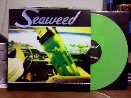 Seaweed - Spanaway - Lime Green Vinyl