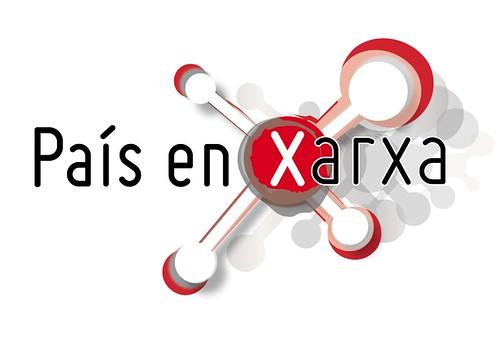 Logo País en xarxa