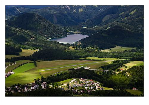 austria oostenrijk österreich mariazell erlaufsee