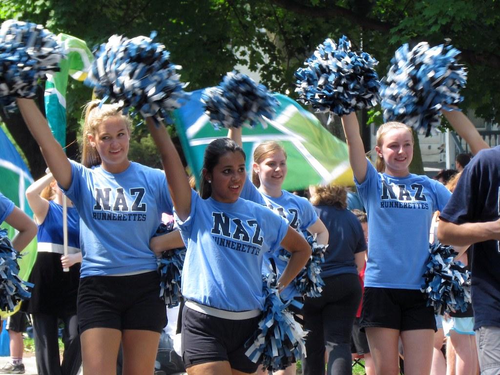 Nazareth Academy Runnerettes