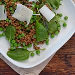 w4 pea & lentil salad